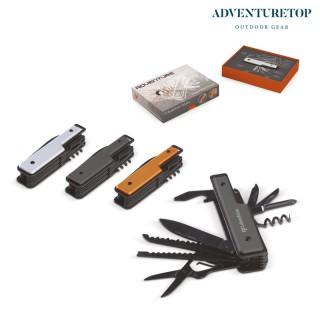 Design Taschenmesser mit 11 Funktionen (ab 50 Stück)