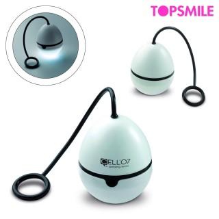 Lampe mit Silikonkordel (ab 50 Stück)