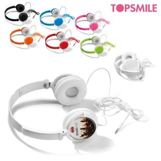 Kopfhörer mit drehbaren Ohrenaufsetzern (ab 25 Stück)
