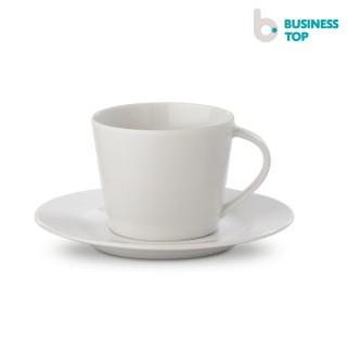 Set aus Tasse mit Untertasse Milano 180 ml (ab 100 Stück)