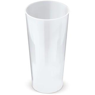 Eco Mehrwegbecher 500ml Biomaterial 100 % recycelbar (ab 100 Stück)