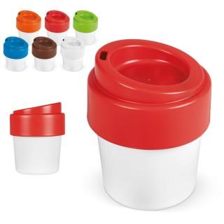 Kaffeebecher aus 95% Bio-Kunststoff 240 ml (ab 100 Stück)