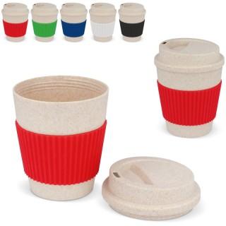 Bambusfaser Becher 360 ml (ab 100 Stück)