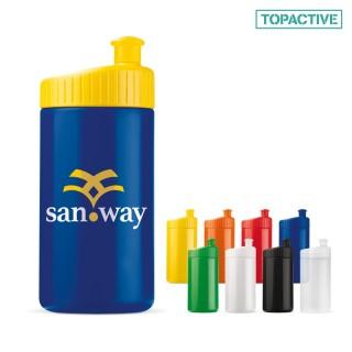 Sportflasche Design 500 ml (ab 100 Stück)