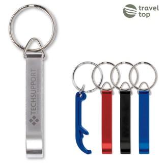 Schlüsselanhänger mit Flaschenöffner (ab 300 Stück)