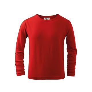 Kinder T-Shirt Long Sleeve farbig (ab 50 Stück)