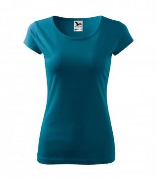 Damen T-Shirt Pure farbig (ab 50 Stück)