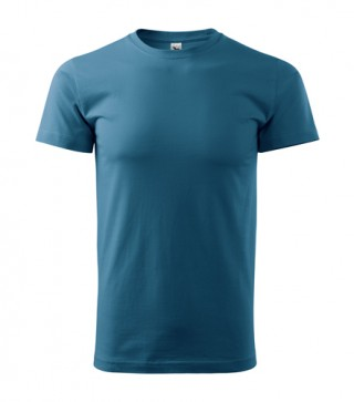 Herren T-Shirt Basic farbig (ab 50 Stück)