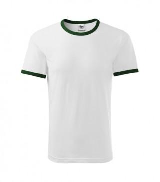 Kinder T-Shirt Infinity weiß (ab 50 Stück)