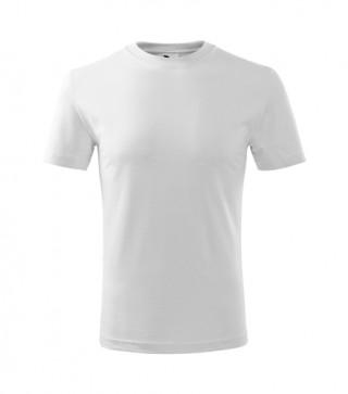 Kinder T-Shirt Classic NEW weiß (ab 50 Stück)