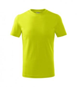 Kinder T-Shirt Basic farbig (ab 50 Stück)