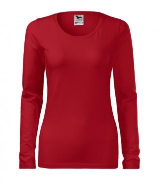 Damen T-Shirt Slim farbig (ab 50 Stück)