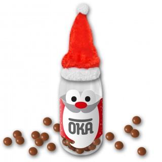 Trinkschokolade Shake me Nikolaus (ab 150 Stück)