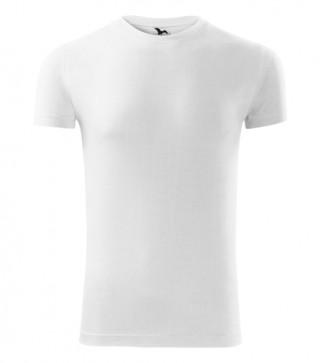 Herren T-Shirt Viper weiß (ab 50 Stück)