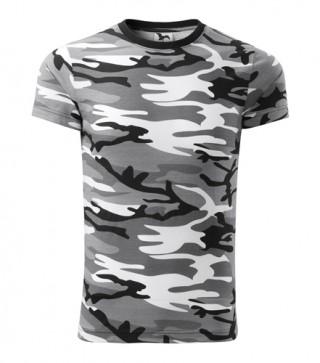 Unisex T-Shirt Camouflage (ab 50 Stück)