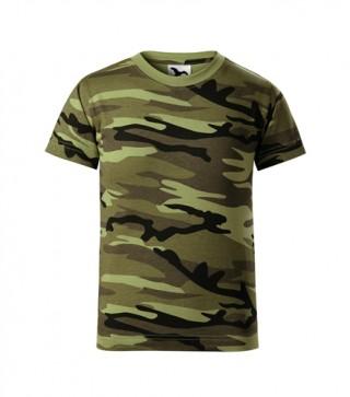 Kinder T-Shirt Camouflage (ab 50 Stück)