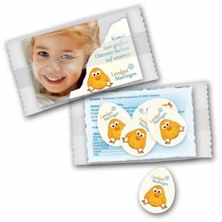 Eier-Oblaten bedrucken