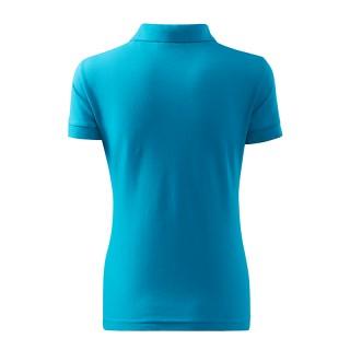 Damen Polohemd Cotton farbig (ab 50 Stück)