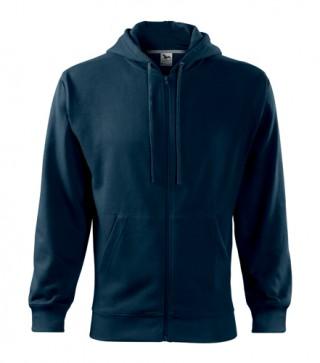 Herren Sweatshirt Trendy Zipper (ab 50 Stück)