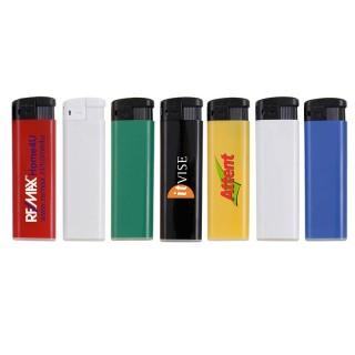 Elektronisches Feuerzeug Fixflamme bedrucken als Werbeartikel oder Werbegeschenk