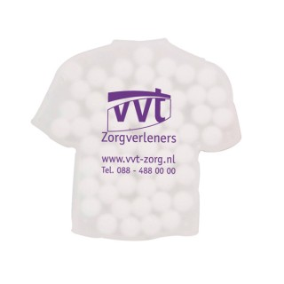 Minties, Mintdispenser T-shirt Duo (ab 250 Stück)