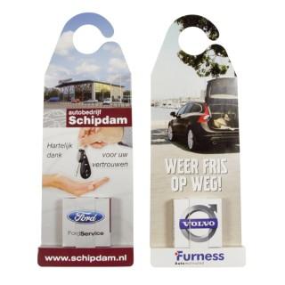 Autospiegel Anhänger mit Minties (ab 250 Stück)