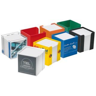 Zettelbox 'Cube' (ab 100 Stück)