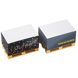 Palettenblock als Zettelbox (ab 100 Stück)