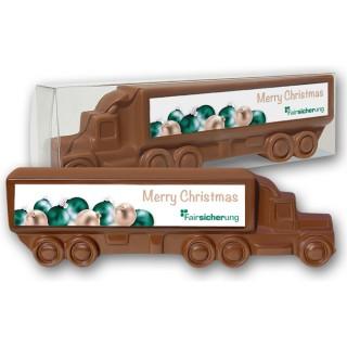 Schokoladentruck bedruckt (ab 25 Stück)