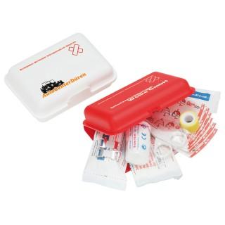 Mini-Verbandsbox (ab 100 Stück)