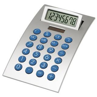 Solar-Tischrechner kippbares Display (ab 100 Stück)