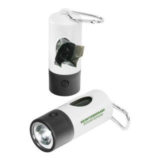 Gassi Taschenlampe, 1 LED (ab 100 Stück)