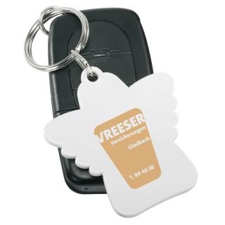 Schlüsselanhänger Schutzengel (ab 100 Stück)