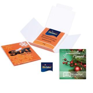 Premium-Tee im Werbebriefchen (ab 500 Stück)