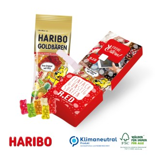 Haribo Fruchtgummi Promo-Pack (ab 500 Stück)