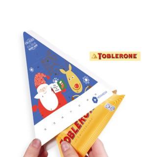 TOBLERONE Mini-Adventskalender (ab 100 Stück)