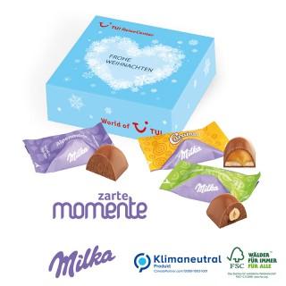 Milka Zarte Momente Mix Geschenkverpackung bedrucken