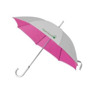 Zweifarbiger Schirm (ab 50 Stk.)