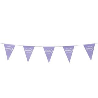 Günstige Wimpelketten für Veranstaltung drucken