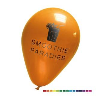 Luftballons mit Logo als Werbeartikel bedrucken
