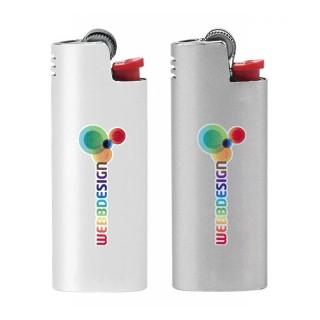 BIC Feuerzeughülle mit 4-farbigem Aufdruck mit eigenem Logo bedrucken