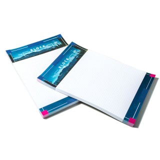 Notizblock A4, 50 Blatt (ab 50 Stück)