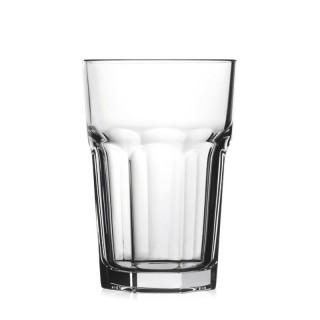 Cocktailglas Casablanca bedrucken auch für Latte Macchiato