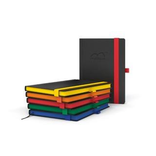 Notizbuch Color-Book Bestseller - A5 Tivoli-Soft (ab 10 Stück)