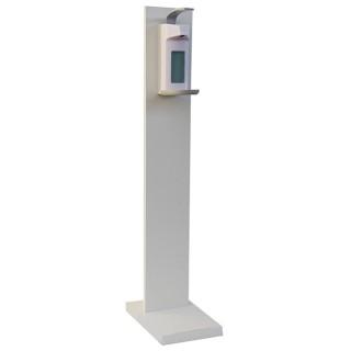 Indoor Ständer mit Desinfektionsspender inkl. Speditionskosten