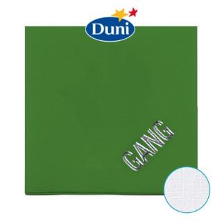 Servietten von Duni als Dunilin Werbeservietten Prägung bedrucken