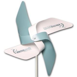 Windmühlen 4 Flügel aus MC Papier ohne Front-Rosette (ab 1.000 Stück)