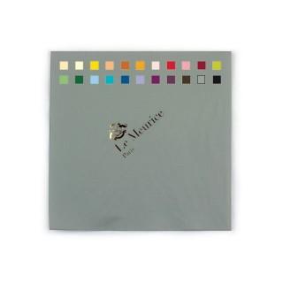 Farbige Tissueservietten als Prägedruck Werbeartikel bedrucken