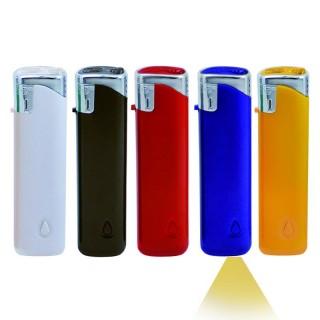 TOM Feuerzeug mit LED als Werbeartikel bedrucken