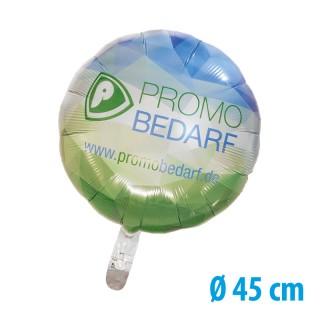 Folienballons für Heliumfüllung mit Foto bedrucken